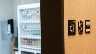 自動販売機・電子レンジ・製氷機