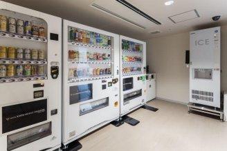 3층 자동판매기/제빙기