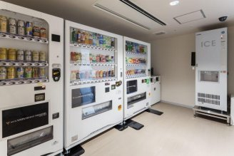 3F 自動販売機・製氷機