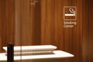 Smoking Corner