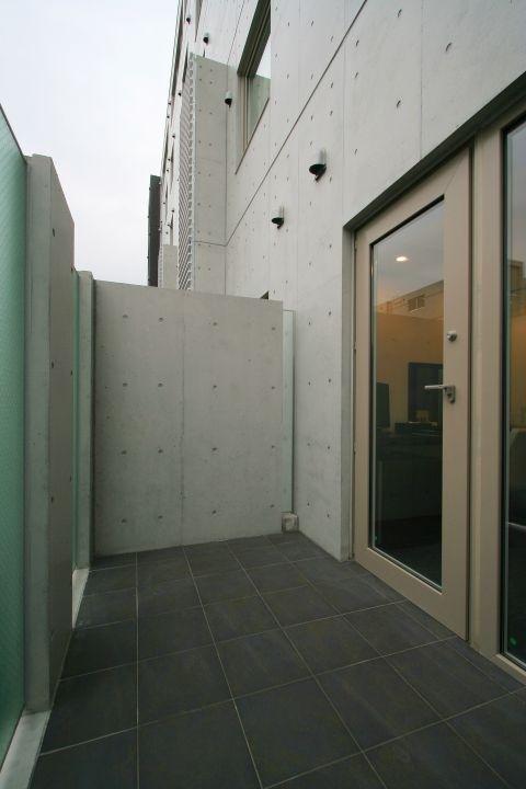 1楼 室外平台