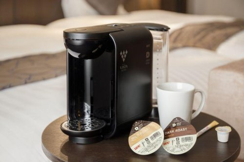 UCCコーヒーマシーン(ドリップポッド)