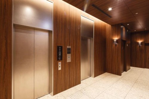 Elevator(key card security system)