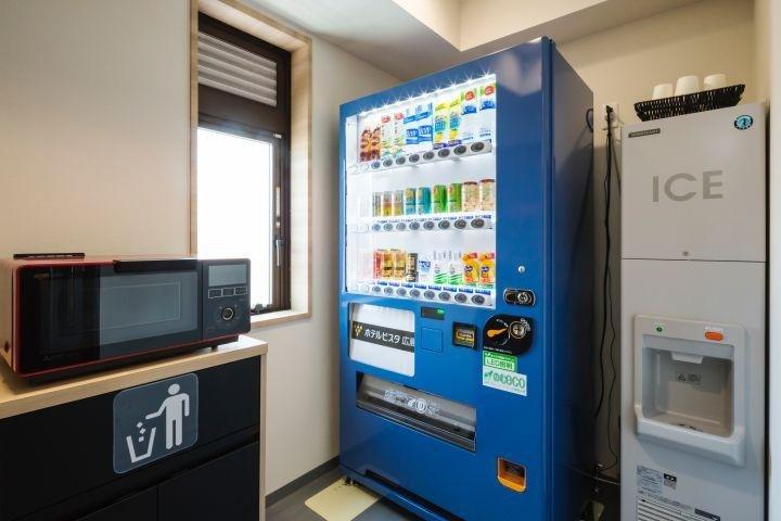 Vending machine,Ice machine