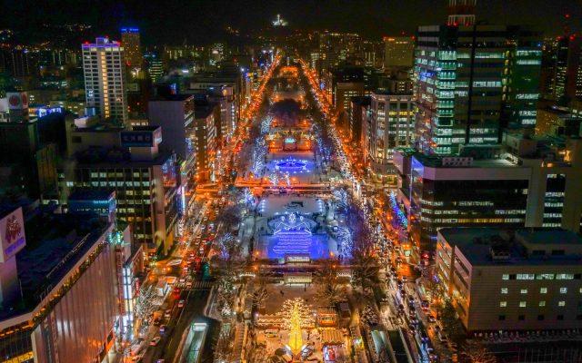 札幌 秋・冬のイベント