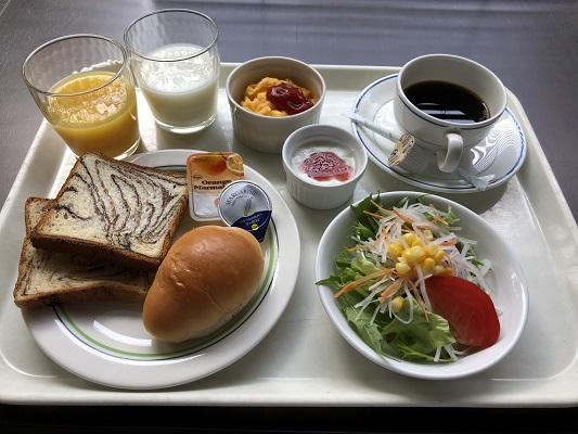 レストラン「アベニュー」朝食営業再開につきまして