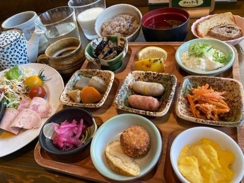 【モクモク朝食の提供方法の変更について】