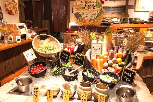 ホテルビスタプレミオ京都[河原町通] 元気になる農場レストラン モクモク