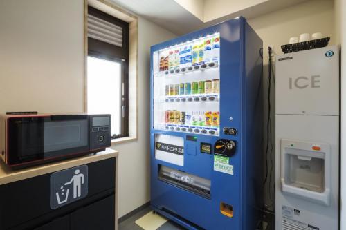 自動販売機コーナー(5F・12F)