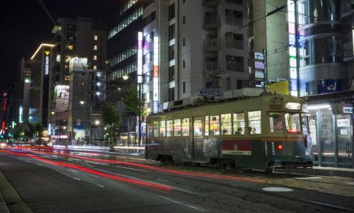 白島通り・広島電鉄白島線