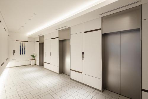 エレベーターホール(1F)