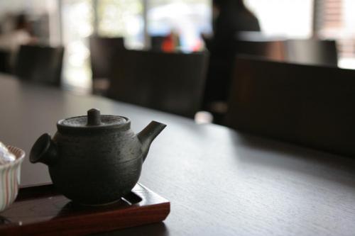朝食会場(1Fビスタかカフェ)