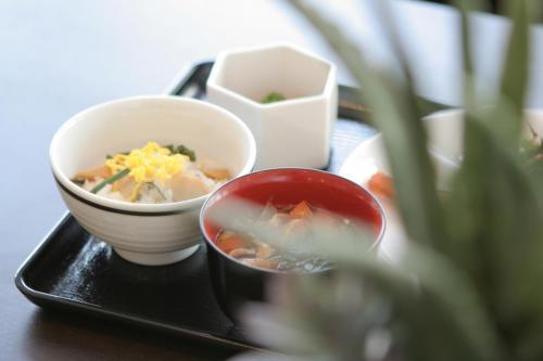 朝食(1Fビスタかカフェ)
