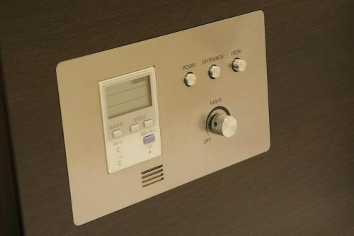客室設備(空調・照明)