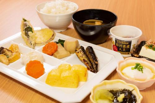 朝食例:和食(2F ビスタカフェ)