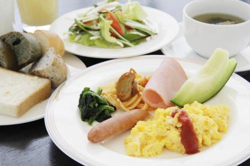 朝食例:洋食(1F ビスタカフェ)