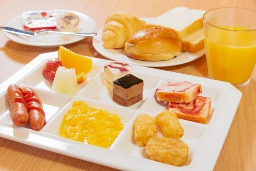 朝食例:洋食(2F ビスタカフェ)