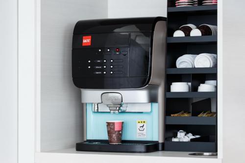 コーヒーマシン(20F)