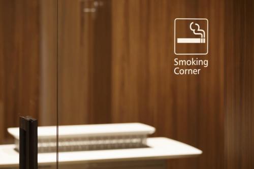 喫煙コーナー(1F)